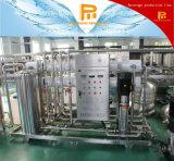 Завод системы водоочистки естественной минеральной горы подземный