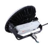 5 años de garantía de calidad Indusrial OVNI Highbay LED de luz con el controlador de Meanwell IP65