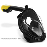 スキューバダイビングのための水中スポーツの太字のスノーケルマスク