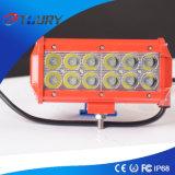 8 pulgadas Luz de trabajo de 36W LED para el coche