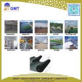 Chaîne de production en plastique d'extrudeuse de roulis de feuille d'étage large imperméable à l'eau de PVC-PP-PE