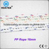 La línea de amarre de polipropileno de alta resistencia de 3 hilos de alta resistencia más popular