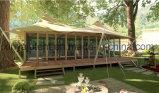 Шатер Eco предохранения пожара водоустойчивый и располагаться лагерем шатра
