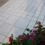 China Pas Cher différents revêtements de sol en pierre de granit naturel en plein air les tuiles de pont