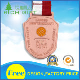 供給OEM野球の試合の勝者のためのカスタムロシアのスポーツメダル