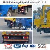 22m Dongfengの高度の空気のプラットホーム作業トラック