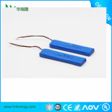 3.7V, 7.4V 400mAh, 702080 Plib Polymer Lithium Ion / Li-ion Batterie pour GPS, MP3, MP4, MP5, DVD, Bluetooth, modèle Toy Mobile Bluetooth