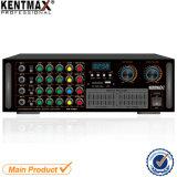 新しい到着100ワットのEquializer (KM-4950)のステレオの可聴周波カラオケのアンプ