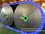 Hitzebeständiges statisches Stahlantinetzkabel-Gummiförderband St800