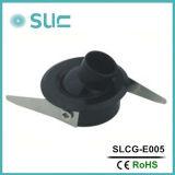 1W en gros lampe d'armoire LED pour affichage avec Chip CREE (SLCG-E005)