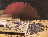 El carburo cementado del tungsteno K10 vio las extremidades para el corte de madera