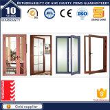 기계설비를 가진 두 배 알루미늄 여닫이 창 문/프렌치 도어