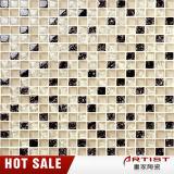 Il fornitore della Cina ha mescolato le mattonelle di mosaico di vetro di Crackle del ghiaccio