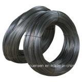 低価格のAnpingワイヤー工場柔らかく黒いワイヤー黒によってアニールされるワイヤー