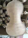 Sinomusik Nizza dargestellte Ahornholz-Rückseite-Stutzen-ungefirnisste Violine