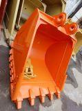 A máquina escavadora Buckets cubetas resistentes da rocha de Kobelco Hitachi Volvo do Assy