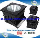 Yaye 18 보장 5 년을%s 가진 최신 인기 상품 400W/300W/500W/600W LED 플러드 빛/옥외 LED 투광램프