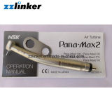 Turbina de aire dental Pana Max2 del Ce de la promoción aprobada de la ISO Handpiece