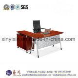 パネルのオフィス用家具の金属の足の参謀本部の机(SD-009#)