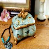 Kleurrijke Hete het Stempelen Folie voor Folie van de Verkoop van de Doos van de Juwelen van de Kaart van de Gift de Hete