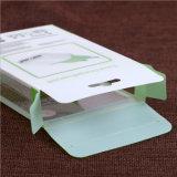 مربع من البلاستيك PVC لتغليف مستحضرات التجميل، فيلم Hooking