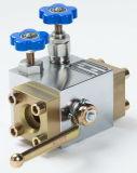 Válvula de controle do acumulador de aço carbono