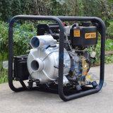186fa 3 인치 쓰레기 디젤 엔진 수도 펌프