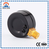 Manómetro simples da pressão diferencial do fabricante do manómetro da câmara de ar de U