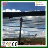 África modificó el almacén prefabricado de la estructura para requisitos particulares de acero