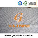 Dobra em C tecido impresso papel de embrulho com Imagens Personalizadas