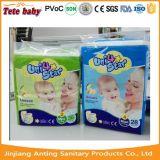 Le type bébé remplaçable de couches de produits secs somnolents de bébé halète le fournisseur de couches-culottes