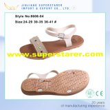 Vormen de Toevallige Vrouwen Sandals van pvc van China, de Open Funky Dames Sandals van de Teen