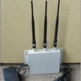 6W Blocker van het Signaal van Cellphone van de Desktop van de hoge Macht 3G met 3 Antennes