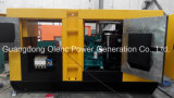 Компания Olenc Power Generation продвигает продажи для бесшумной генераторной установки 100 кВА с оригинальным двигателем Cummins