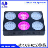 X-Coltivare il LED coltivano lo spettro completo dell'indicatore luminoso chiaro della pianta per i semenzali che la coltura idroponica coltiva gli indicatori luminosi delle piante 126PCS/LED3w 5292lm