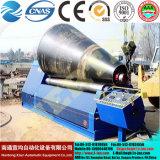 Chaud ! Mclw12xnc-16*2000 machine de roulement spéciale de plaque de rouleau du cône quatre, machine à cintrer
