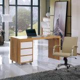 Tableau de bureau d'ordinateur d'école d'utilisation de meubles de Home Office (HX-5N477)