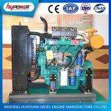 Weifang 75HP Turbocharged 4 de Motor R4105zd van de Cilinder