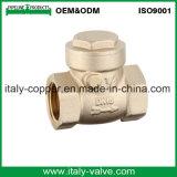 O OEM&ODM Qualidade de latão Vetrical da Mola da Válvula de Retenção (AV5010-A)