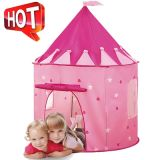 Hight Qualitätsfaltbares Kind-Zeltim freien Gazebo-kampierendes Zelt-Prinzessin Castle Ca-Kt8715