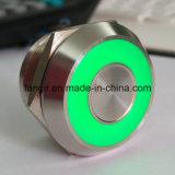 25mm piezo Schalter mit der großen Ring-Ablichtung IP68 wasserdicht