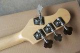 Нот Hanhai/первоначально деревянная гитара цвета 4-String электрическая басовая