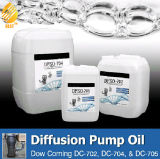 704 de l'huile de silicone, huile de pompe de diffusion de silicone