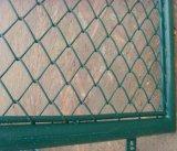 스포츠 분야 방벽 PVC 입히는 체인 연결 담