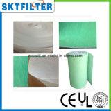 Para el filtro de algodón Needle-Punched Plyester