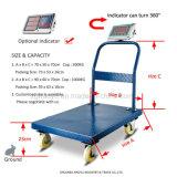 Escala de peso eletrônica do trole das rodas traseiras