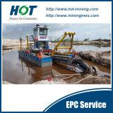 熱い販売のカッターの吸引の浚渫船