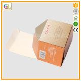 Роскошные косметики упаковывая печатание коробки для дух