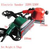 Мини-электрическая шлифовальная машинка машинкой фанера шлифовальный станок мощность оборудования ручного инструмента