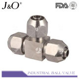 Válvula de acero inoxidable de la válvula de retención de instrumentos